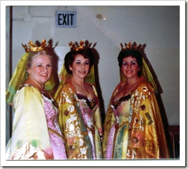 Loengrin costumes 1983 SDO